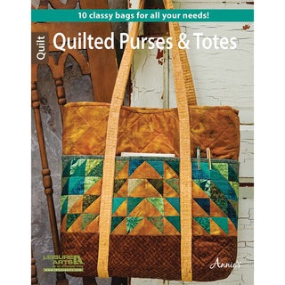 Leisure ArtsQuilted Purses & Totes