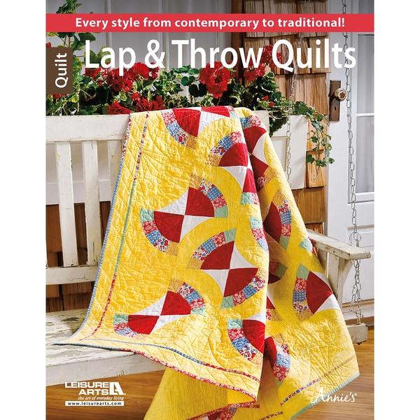 Leisure ArtsLap & Throw Quilts