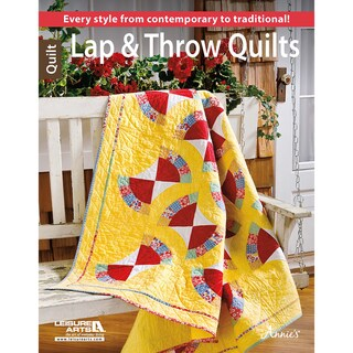 Leisure ArtsLap & Throw Quilts