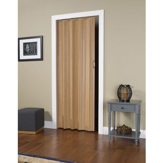 "Via Oak 24""-36""x80"" Folding Door"