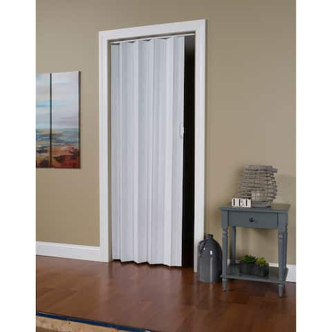 Via White Mist Folding Door