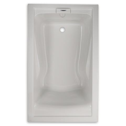 American Standard Evolution 2771V.002.020 White Soaking Bathtub