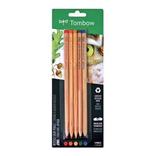 Tombow Recycled Color Pencil 5PK, Jewel