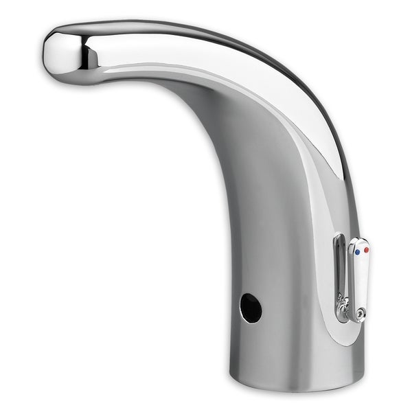 American Standard Selectronic Single Hole Bathroom Faucet 7055.205.002 Polished Chrome Bathroom Faucet