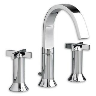 American Standard Berwick Widespread Bathroom Faucet 7430.821.002 Polished Chrome Bathroom Faucet