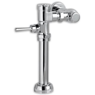 American Standard Flowise 6045.051.002 Polished Chrome Flush Valve
