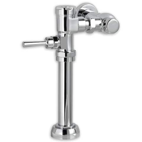 American Standard Flowise 6047.121.002 Polished Chrome Flush Valve - N/A