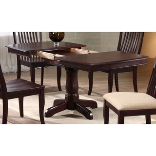 Iconic Furniture Mocha Boat Shape Dining Table