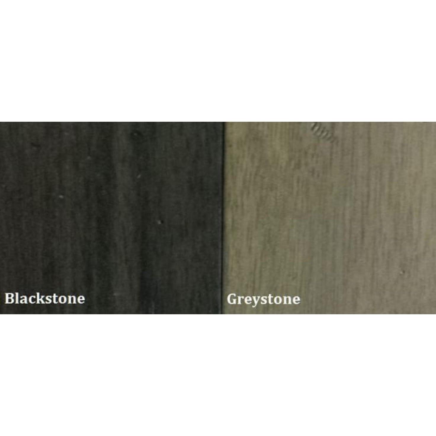 Iconic Furniture Company Antiqued Grey Stone/ Black Stone...