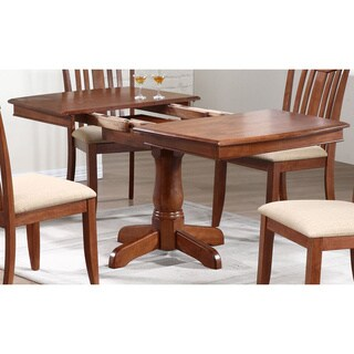 Iconic Furniture Cinnamon Boat Shape Dining Table