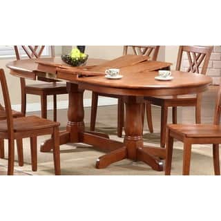 Iconic Furniture Cinnamon Oval Dining Table