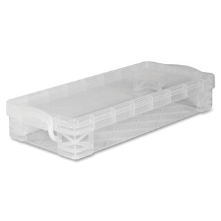 Advantus Super Stacker Stackable Pencil Box