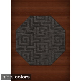 Newport Beach 10' Octagon Rug