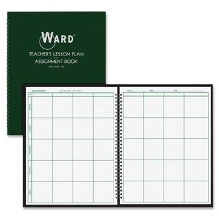 Ward Teacher's 8-period Lesson Plan Book