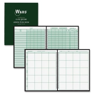 Ward Combo Teacher's Record/ Planning Book