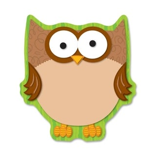 Carson-Dellosa Full-color Owl Notepad (Pack of 50)