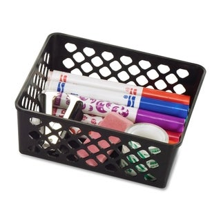 OIC Medium Supply Storage Basket (Pack of 3)