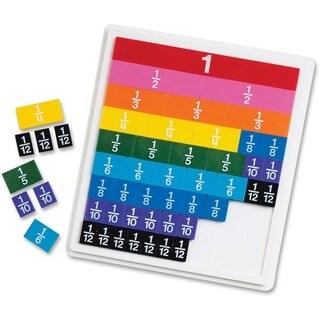 Rainbow Fraction Fraction Tile (Pack of 51)