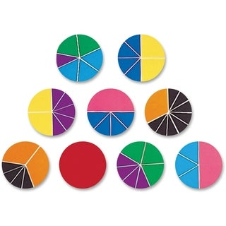Rainbow Fraction Deluxe Geometry Shape - 9/ ST