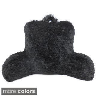Warmly Shaggy Fur Bedrest Lounger|https://ak1.ostkcdn.com/images/products/10124199/P17262290.jpg?impolicy=medium