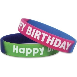 Teacher Created Resources Fancy Happy Birthday Wristbands