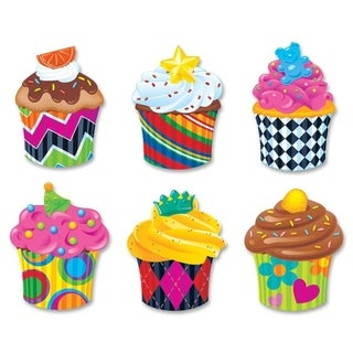 Trend Classic Accents Cupcake Variety Pack (Pack of 36)
