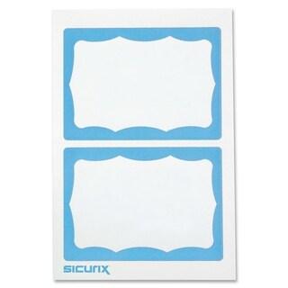 Baumgartens Self-adhesive Visitor Badge (Box of 100)