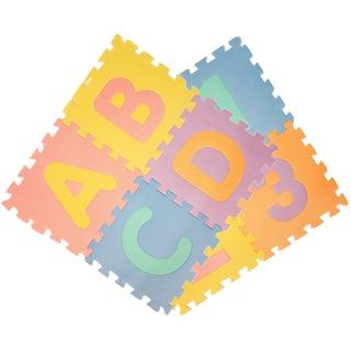 Shop Kid S Foam Floor Alphabet Puzzle Mat Free Shipping