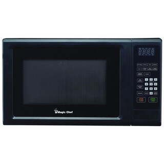 Magic Chef 1.1 cubic foot Countertop Microwave Oven