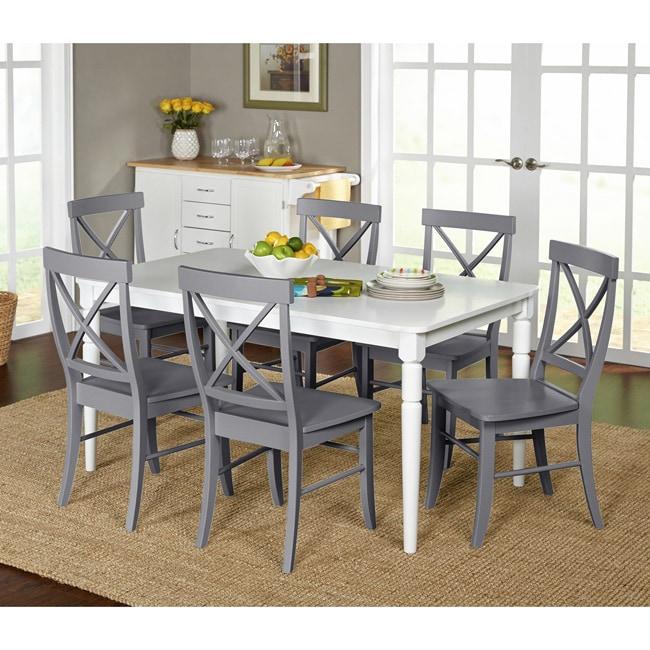 Buy Grey Kitchen U0026 Dining Room Sets Online At Overstock.com   Our Best Dining  Room U0026 Bar Furniture Deals