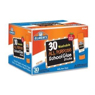 Elmer's All Purpose Glue Stick (Box of 30)|https://ak1.ostkcdn.com/images/products/10124359/P17262395.jpg?impolicy=medium