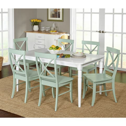 Simple Living Albury Dining Chairs (Set of 2)