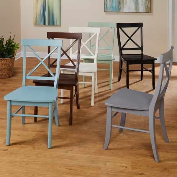 simple living furniture. simple living albury dining chairs set of 2 furniture