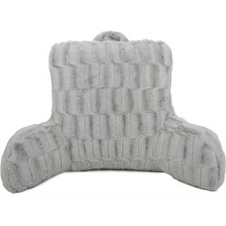 Nevada Cut Plush Bedrest Lounger