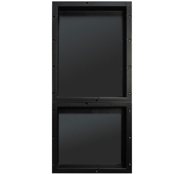 Redi Niche Double Niche Set containing 1 RN1620S and 1 RN1614S Single Niches