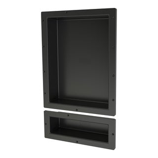 Redi Niche Double Niche Set containing 1 RN1620S and 1 RN166S Single Niches