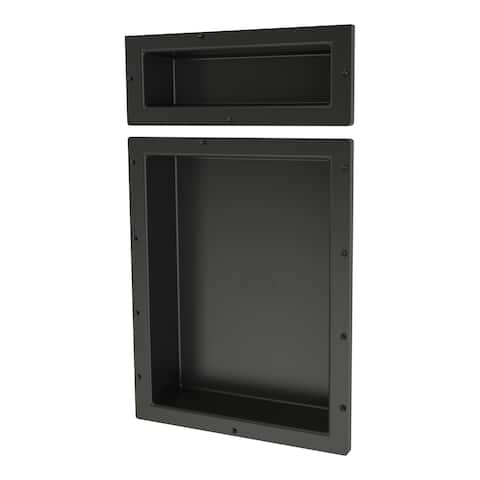 Redi Niche Double Niche Set containing 1 RN166S and 1 RN1620S Single Niches
