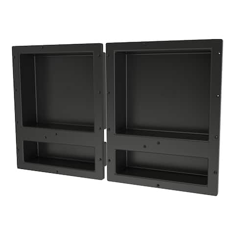 Redi Niche Quad Niche Set and 2 RN1620D Double Niches
