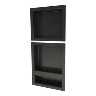 Redi Niche Triple Niche Set containing 1 RN1614S Single Niche and 1 RN1620D Double Niche