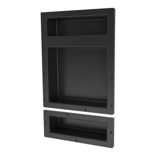 Redi Niche Triple Niche Set containing 1 RN1620D Double Niche and 1 RN166S Single Niche