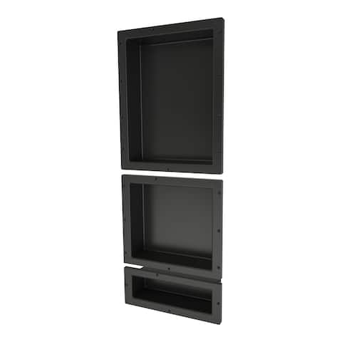 Redi Niche Triple Niche Set containing 1 RN1620S Single Niche 1 RN1614S Single Niche and 1 RN166S Single Niche
