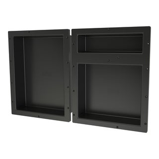 Redi Niche Triple Niche Set containing 1 RN1620S Single Niche and 1 RN1620D Double Niche