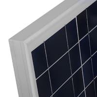 Renogy 50W 12V Polycrystalline Solar Panel - White