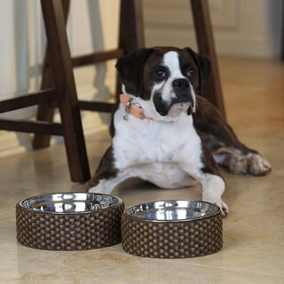 Capri Dog Bowls (3 options available)