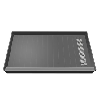 Redi Trench 33 x 60 Shower Pan Right PC Trench