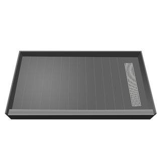 Redi Trench 48 x 60 Shower Pan Right PC Trench