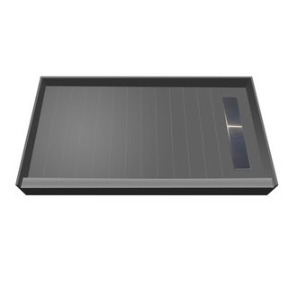 Redi Trench 30 x 48 Shower Pan Right Solid BN Trench