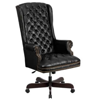 Leather Office & Conference Room Chairs For Less | Overstock.com