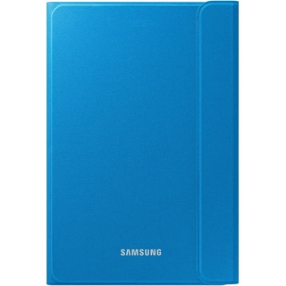 """Samsung Carrying Case (Book Fold) for 8"""" Tablet - Solid Blue"""