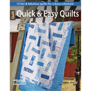 Leisure ArtsQuick & Easy Quilts
